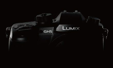 Panasonic GH-5 announced at Photokina