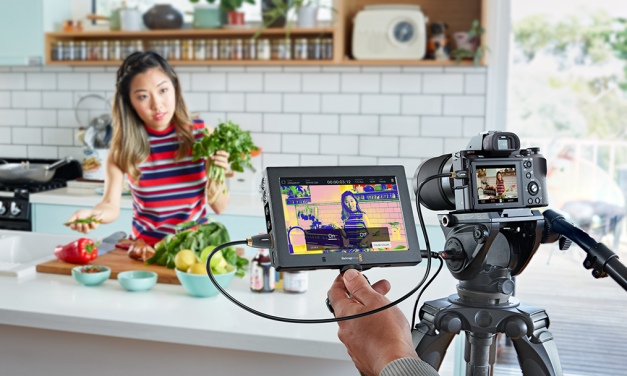 BLACKMAGIC DESIGN ANNOUNCES NEW VIDEO ASSIST 2.2 UPDATE