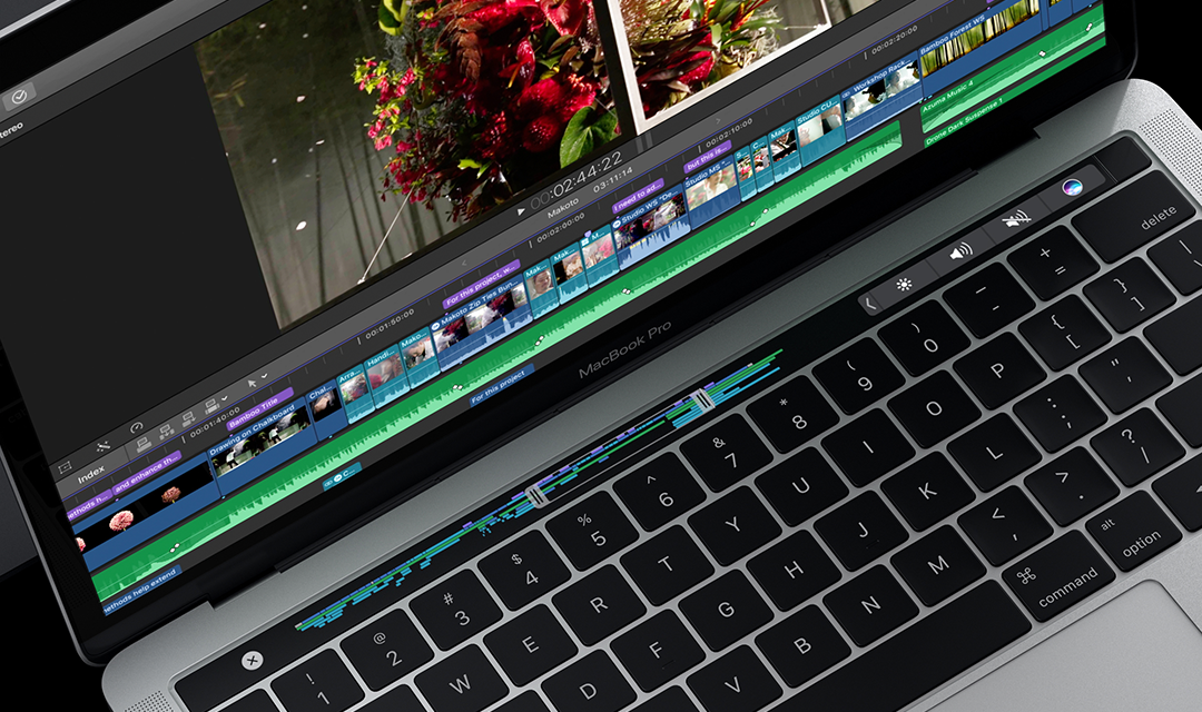 Apple releases significant update to Final Cut Pro X