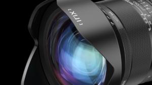IRIX 11mm lens