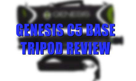 Genesis C5 Tripod Review