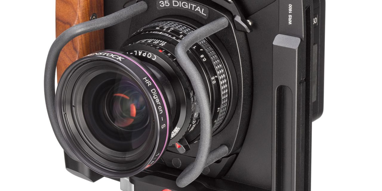 New Cambo Wide RS-1600 Camera announced at Photokina