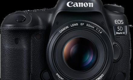 Canon EOS 5D Mark IV – Live Shoot